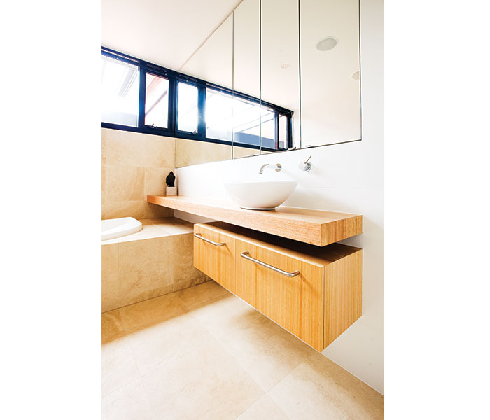 myrtle bank rear extension bathroom