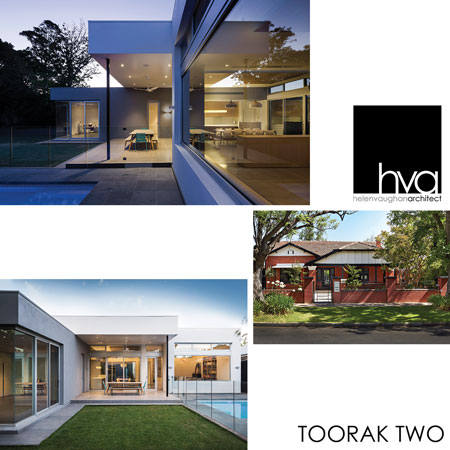 toorak two house outside